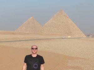 sun baked pyramids