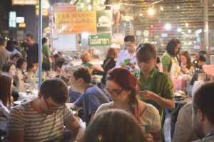 Soi 38 Night Market Bangkok