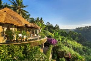 Viceroy Bali Outside View