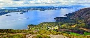 Viking Norway Rogaland Landscape