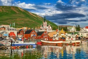 Cruising Iceland's Untamed Beauty