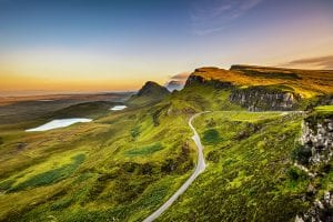 Cycle the Scottish Highlands