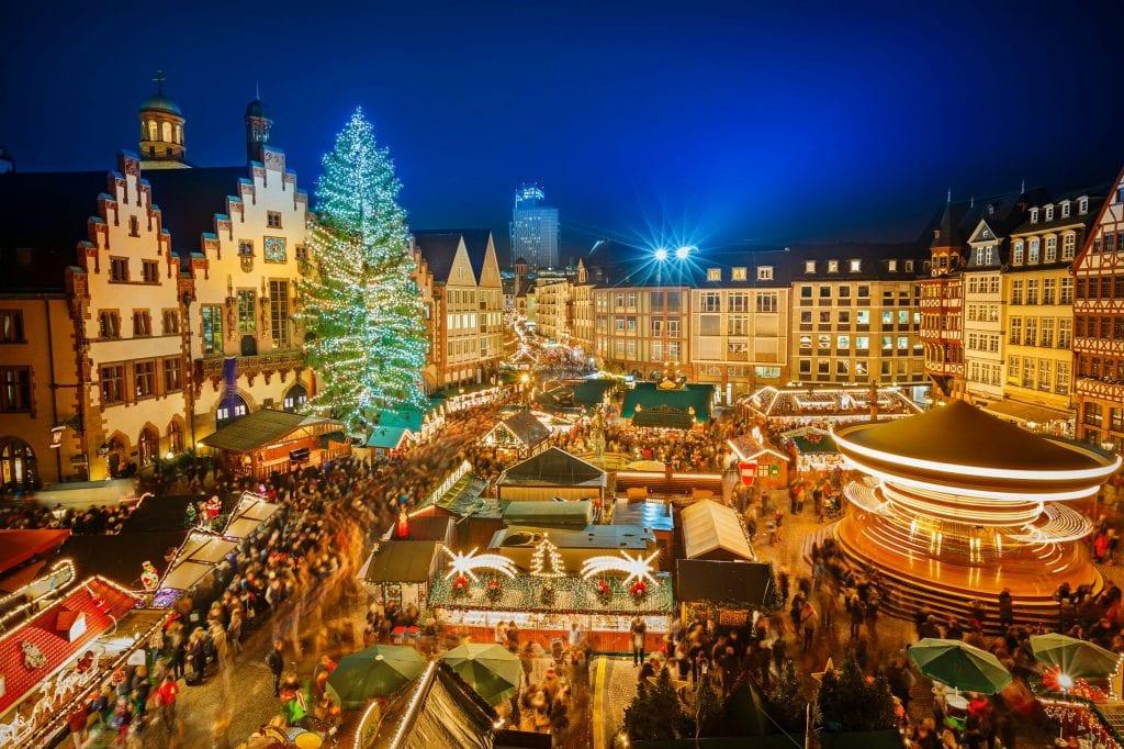 Magical German & Austrian Christmas Markets