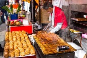 Tastes of China