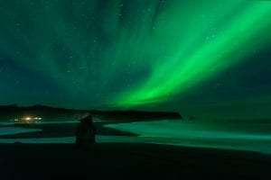 The Luck of the Northern Lights