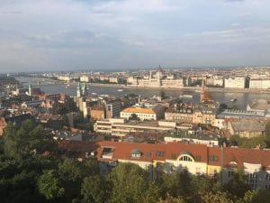 The most beautiful city in Europe!