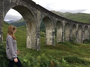 Walk to the Glenfinnan Viaduct