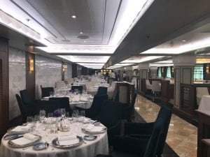 Our Dining Experience Onboard Regent Seven Seas Mariner