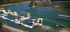 Aqua Land and Bali Wake Park