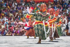 Thimpu Tsechu – Celebrating Buddhism In Bhutan With Colour, Dance and Adoration