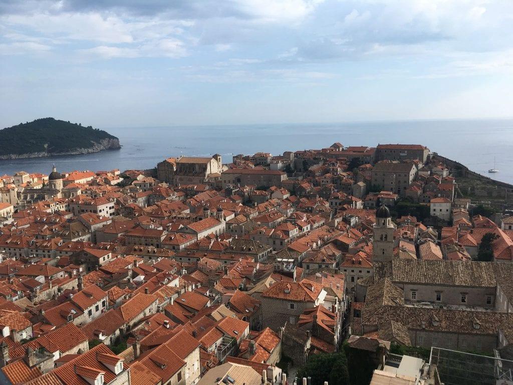 Walking Old Town Dubrovnik