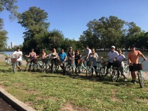 Cycling, Tango and Steak in Buenos Aires