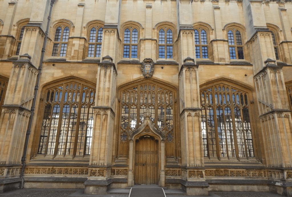 An Oxford Scholar