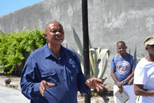 A Solemn Visit to Robben Island