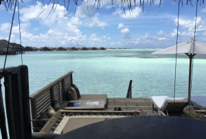 Escape the Everyday in An Overwater Bungalow in The Maldives