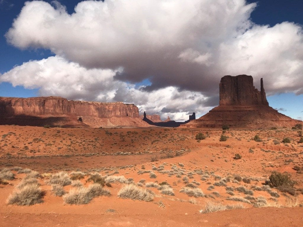 Monument Valley Exploring